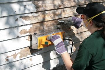 Restoring Wood Siding